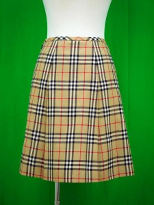 バーバリースカート